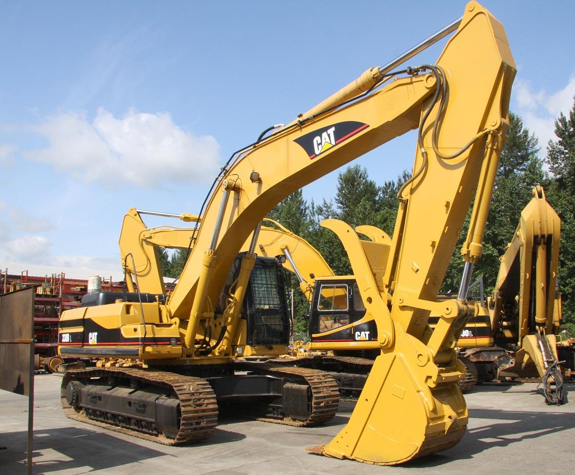 330BL Excavator